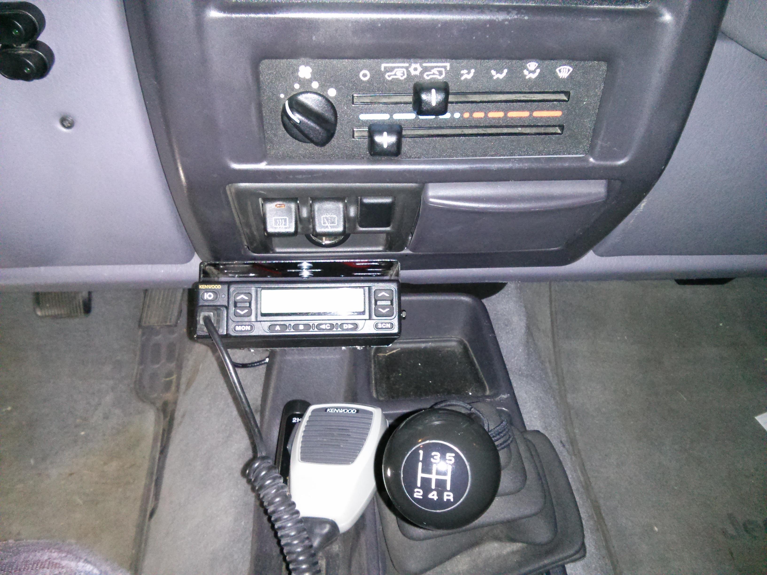 Radio Installed